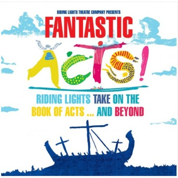 Riding Lights play 'Fantastic Acts!': Tickets now on sale!